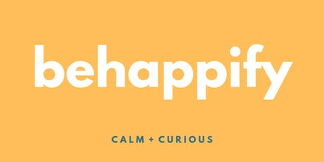 behappify your life tickets