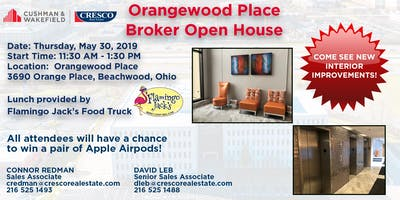 Orangewood Place Broker Open House