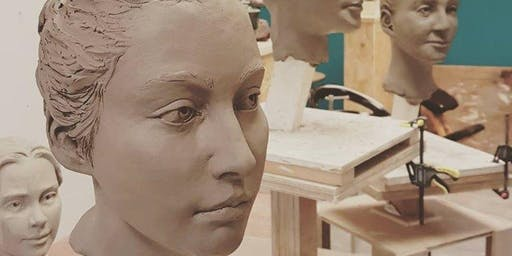 Sculpting the Human Head JUNE/JULY