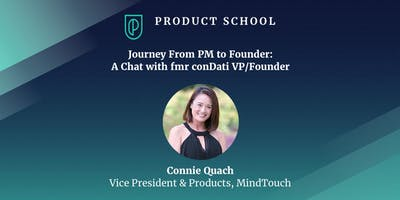 Journey From PM to Founder: A Chat with fmr conDati VP/Founder