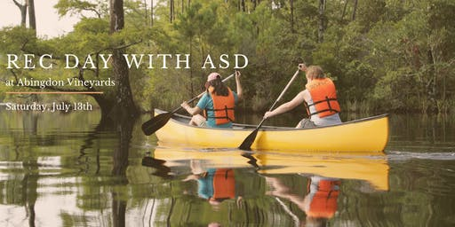 Rec Day with ASD: A Biking, Hiking, and Floating Fundraiser