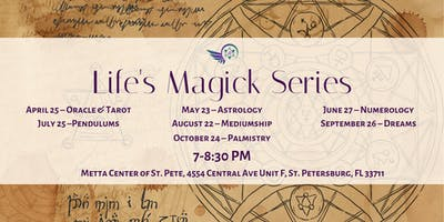 Life's Magick Learning Series - Astrology