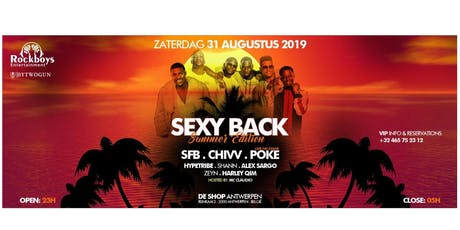 Sexyback - Summer Edition tickets