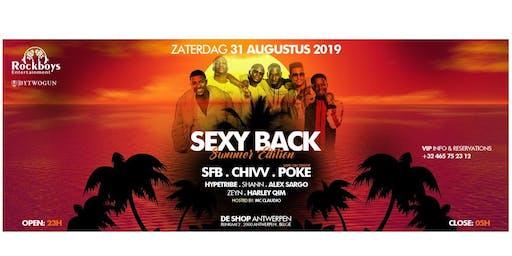 Sexyback - Summer Edition