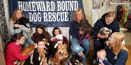Homeward Bound Dog Rescue tickets