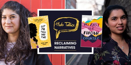 Hub Talks: Reclaiming Narratives with Zeba Talkhani & Nadine Aisha Jassat tickets