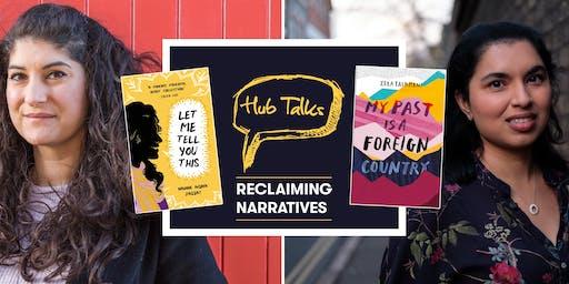 Hub Talks: Reclaiming Narratives with Zeba Talkhani & Nadine Aisha Jassat
