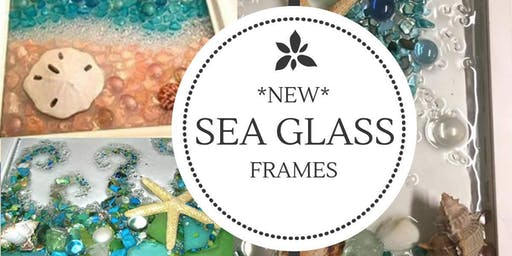Seaglass Frames - Thursday, June 20 @ 7pm