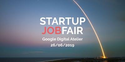 Startup Jobfair // June 2019
