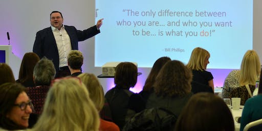 Public Speaking & Presentation Skills Masterclass with David Hyner