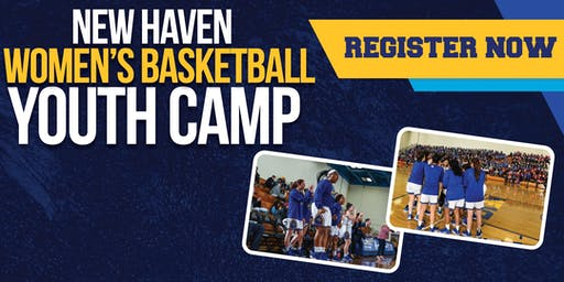 New Haven Women's Basketball Youth Camp