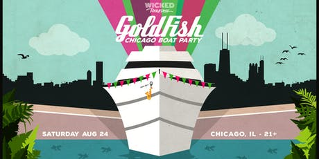 Goldfish Boat Party LIVE tickets