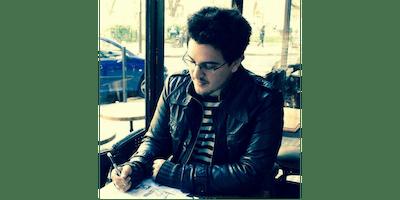 Create Your Own Hero!  Comic Design with Bande Dessinée Star Karim Friha!