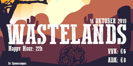 Wastelands tickets