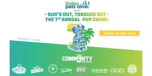 Dallas Pets Alive! 7th Annual Pup Crawl