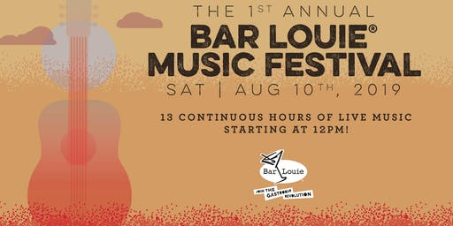 Bar Louie Greece Ridge Music Festival