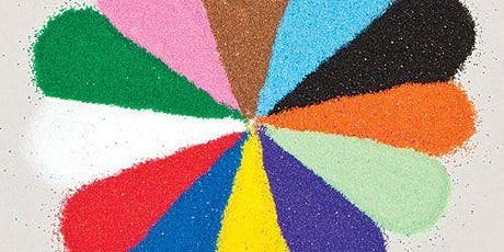 SUMMER ART CAMP 1: Sand Painting Camp (5-7 year olds) tickets