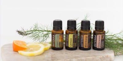 Essential Oils & Emotional Wellbeing - Make your own blend workshop