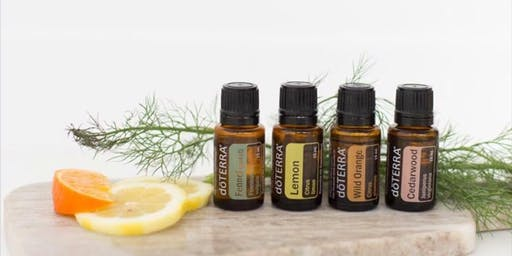 Essential Oils & Emotional Wellbeing - Make your own blend workshop