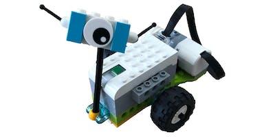 Spielerisch programmieren lernen! Lego WeDo 2.0 Roboter programmieren