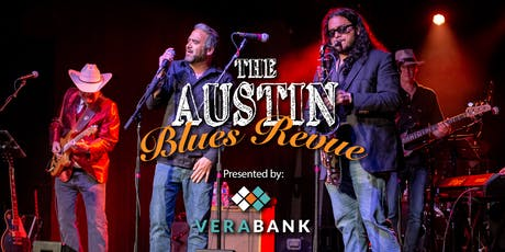 Austin Blues Revue Business Social July 2019 tickets