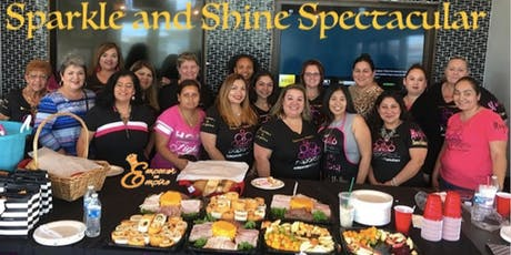 Brenda Anz, Owner of SavingOurWay.com Presents our 3rd Sparkle and Shine Spectacular  tickets