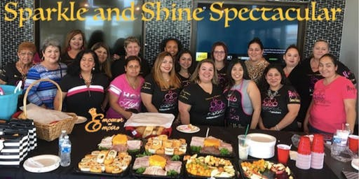 Brenda Anz, Owner of SavingOurWay.com Presents our 3rd Sparkle and Shine Spectacular