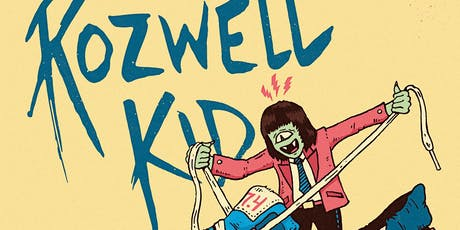 Rozwell Kid with Teenage Halloween at BK Bazaar tickets