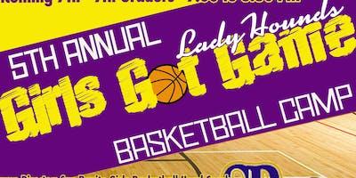 5th Annual Girls Got Game Basketball Camp