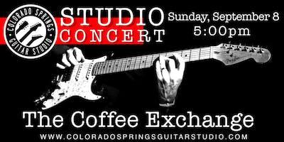 Colorado Springs Guitar Studio Student Concert