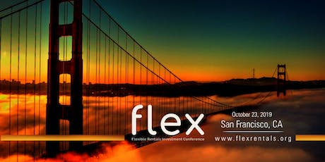FLEX 2019 - Flexible Rentals Investments Conference tickets