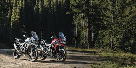 Triumph Tiger 1200 XRT Test Ride tickets