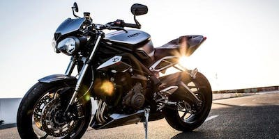 Triumph Street Triple RS Test Ride