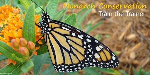 Monarch Workshop, Train the Trainer: Lower Rio Grande Valley, TX