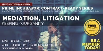 PRIME INCUBATOR: Mediation & Litigation
