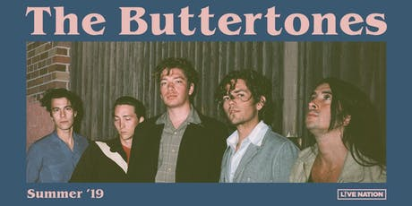 The Buttertones tickets
