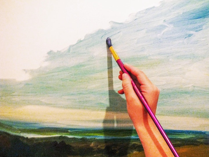 Introduction to Landscape Oil Painting Workshop image