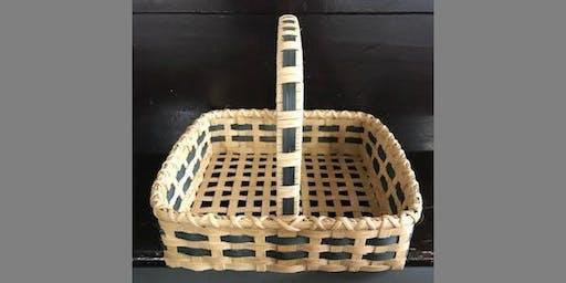 Pie/Casserole Basket Weaving Workshop
