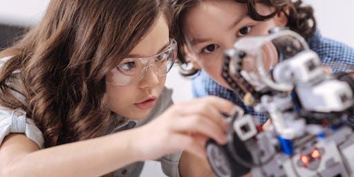 """SommerCamp 2019 - """"Programmieren, Technologie, 3D-Druck"""" (Woche 2)"""