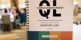 Quantum Leap with Usha Patel