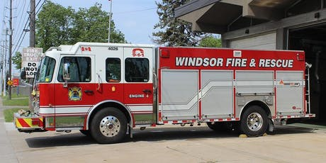Tour of Windsor Fire Department  tickets