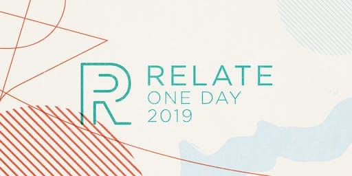 Relate One Day (Boston / Sutton, MA)