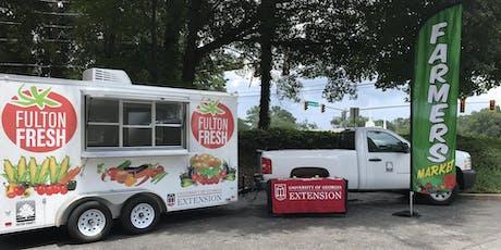Fulton Fresh Mobile Market - Adamsville Regional Health Center tickets