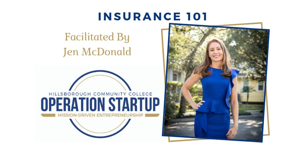 Insurance 101 Tickets Tue Jul 9 2019 At 1030 Am Eventbrite