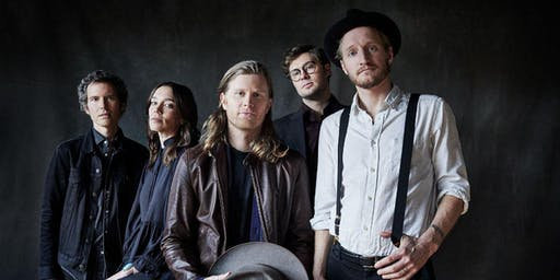 Annual Benefit Concert featuring The Lumineers