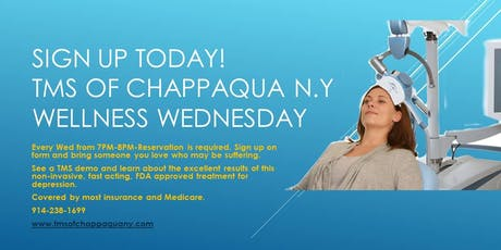 TMS Wellness Wednesdays tickets