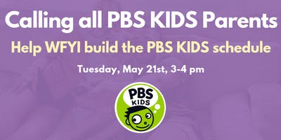 Build the WFYI PBS KIDS Schedule