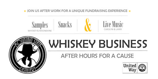 Whiskey Business: After Hours for A Cause