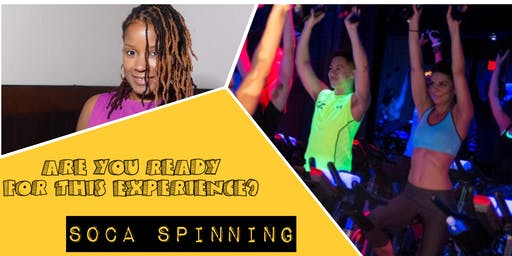 Whine & Spin Sunrise - Soca Spinning w/ @4EvaBody