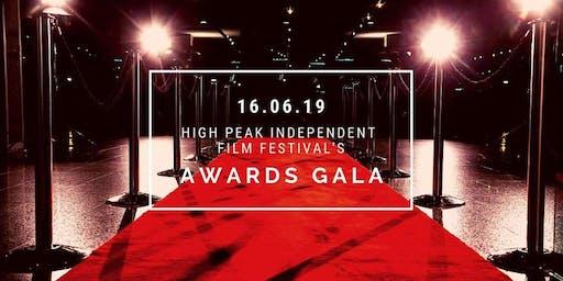 High Peak Independent Film Festival Awards Gala